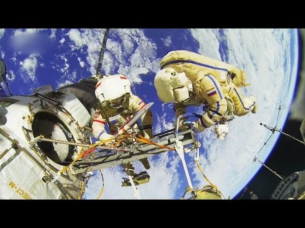 Insolite : quel temps fait-il dans l'espace ?