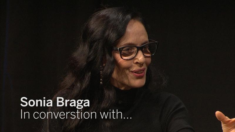 SONIA BRAGA In Conversation With... | TIFF 2016