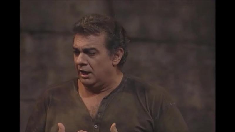 PUCCINI - IL TABARRO- Metropolitan Opera House September 26, 1994 Telecast