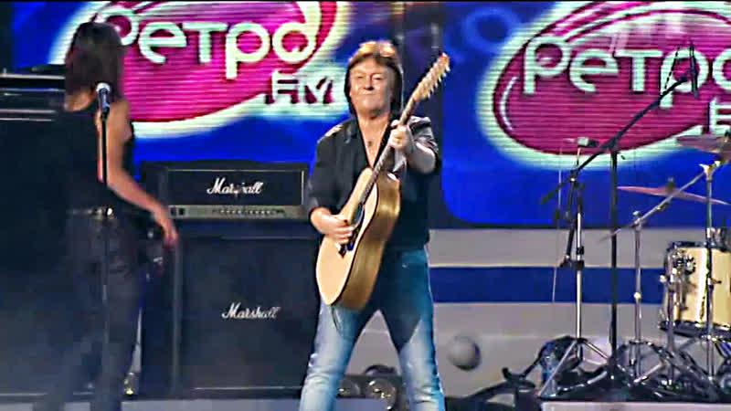 Chris Norman - Легенды Ретро ФМ 2011