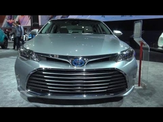 2018 Toyota Avalon Hybrid Limited - Exterior And Interior Walkaround