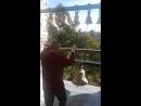 Колокольный звон в Свято Покровском храме села Гришино