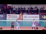 HIGHLIGHTS. Олимпиакос — Газпром-Югра Кубок Вызова 2017-18. Мужчины. 1-2 финала