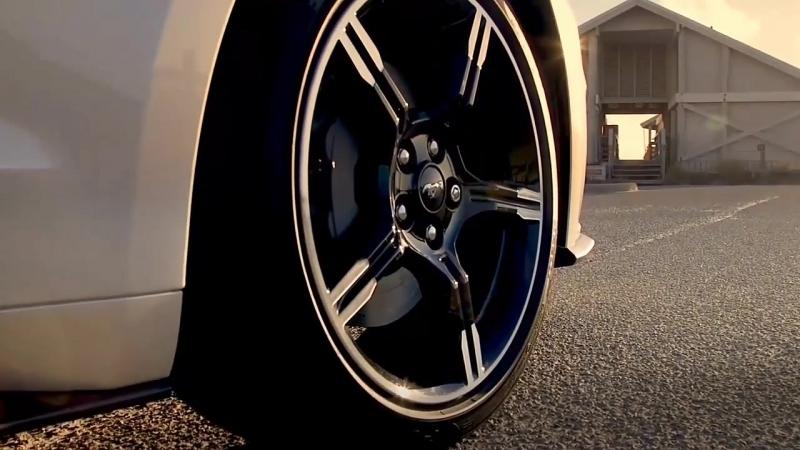 Ford Mustang Kalifornia