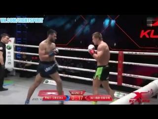 Kunlun Fight 74 - Артур Кишенко против Тимура Айлярова