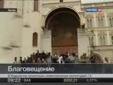 В Благовещение Патриарх Кирилл выпустит на волю стаю белых голубей