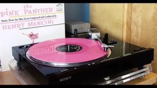 Henry Mancini - from The Pink Panther (vinyl: SAE1000E, Graham Slee Era Gold V)