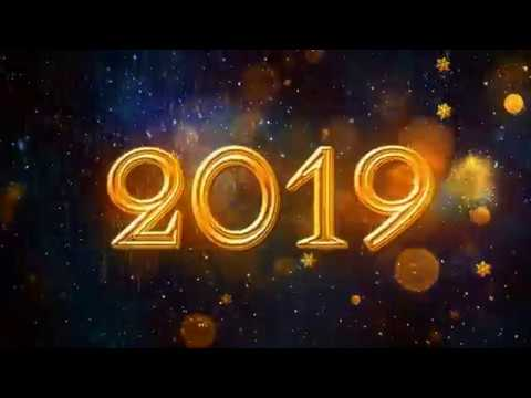 New Year Clock Countdown 2019 - Epic Uplifting
