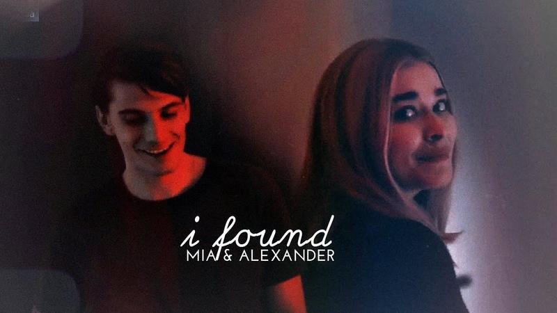 Mia alexander • i found [DRUCK]