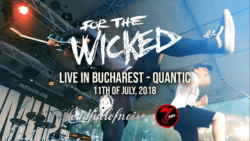 For The Wicked - Beez Neez | Live @ Quantic Club | 11.07.2018