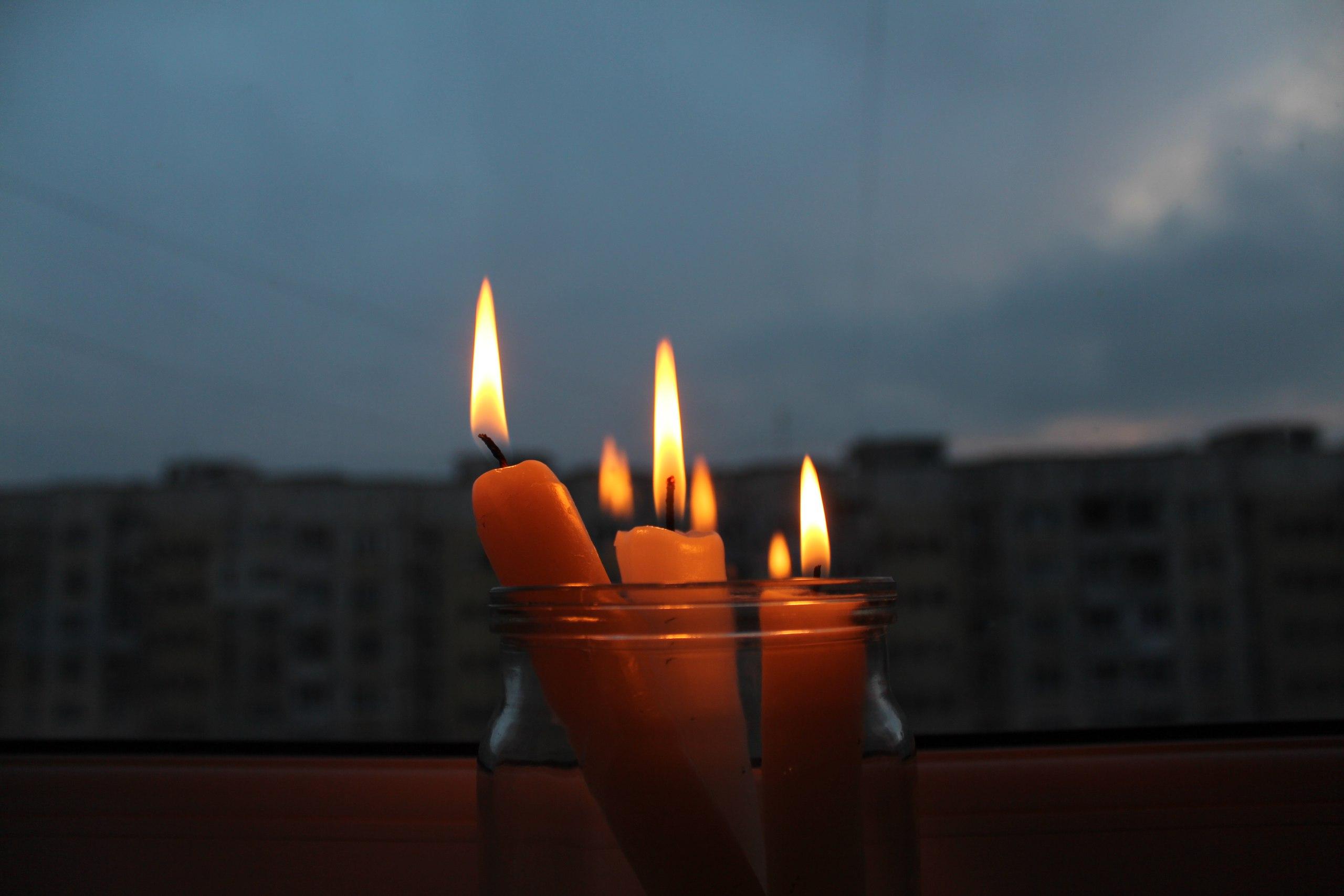 На Луганщине более трех тысяч людей остались без света