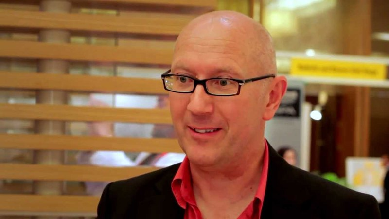 Interview Andrew Grant at WAF 2012 Singapore
