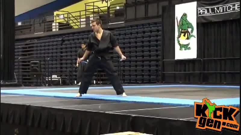Matt Emig Extreme Weapons at Gator Nationals 2010г.