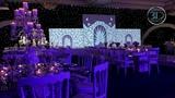 Wedding 3D Mapping - Amman, Jordan