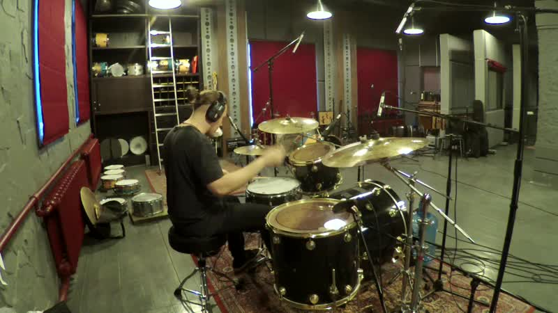 Mike Glebow - Сон (Запись барабанов)