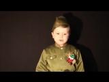 Арслан Сибгатуллин поёт - Вставай,страна огромная!