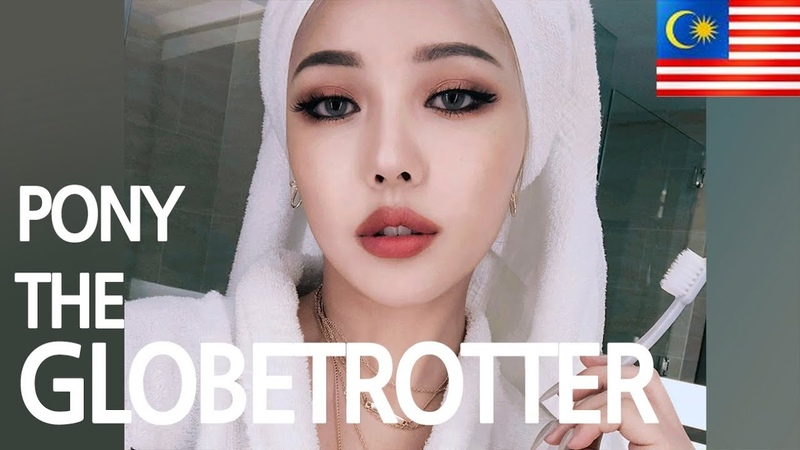 🌎 PONY THE GLOBETROTTER (With subs) Kuala Lumpur GRWM