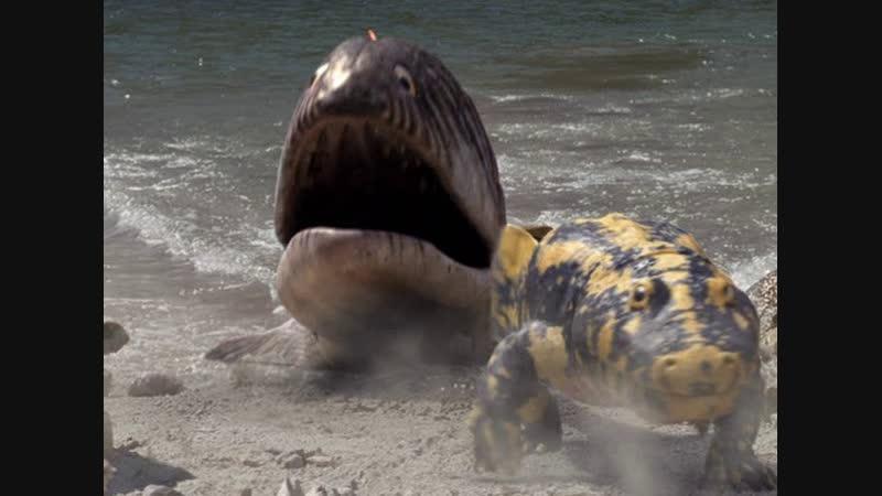 BBC Прогулки с монстрами Жизнь до динозавров 2005 г