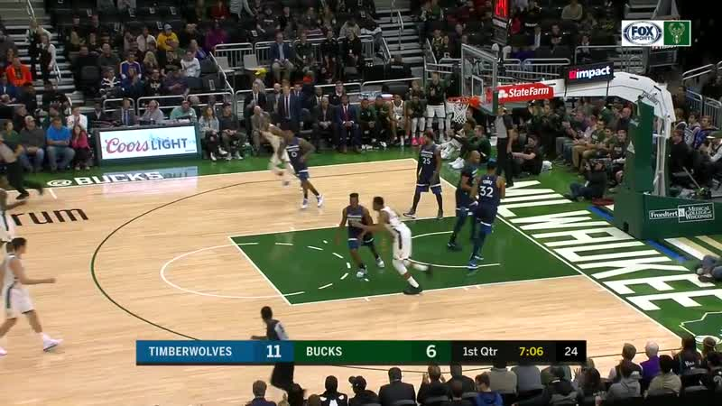 Minnesota – Milwaukee_13-10-18_nba