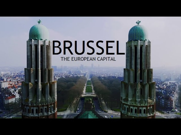 Belgium - Brussel in one minute | Panasonic Lumix Lx100 | 4K