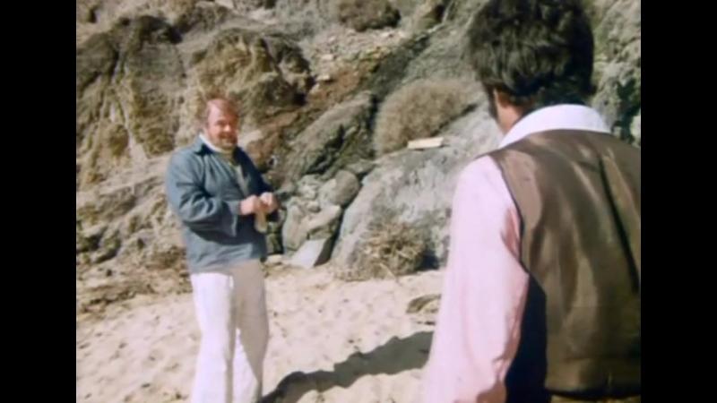 Жюль Верн. Таинственный Остров. 1 - 2 Серия. (1972 - 1973.г.)