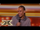 Teenager Blaise Duncan brings the house down Auditions Week 4 The X Factor UK 2018