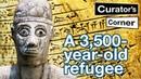 Idrimi a 3 500 year old refugee from Aleppo Curator's Corner Season 2 Episode 5