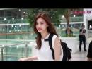 [liveen TV] 위키미키(Weki Meki) 김도연, 예쁜 소녀에게 볼뽀뽀 받은 부끄부끄 '도도쥬' (정글의법칙)