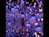 В Токио открылся крупнейший в мире музей интерактивного цифрового искусства