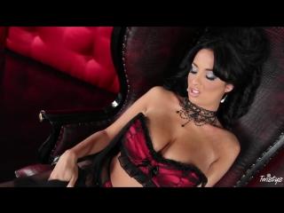 Anissa Kate the best french pornstar escort masturbates