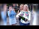 Необычные способы открывания бутылки с шампанским
