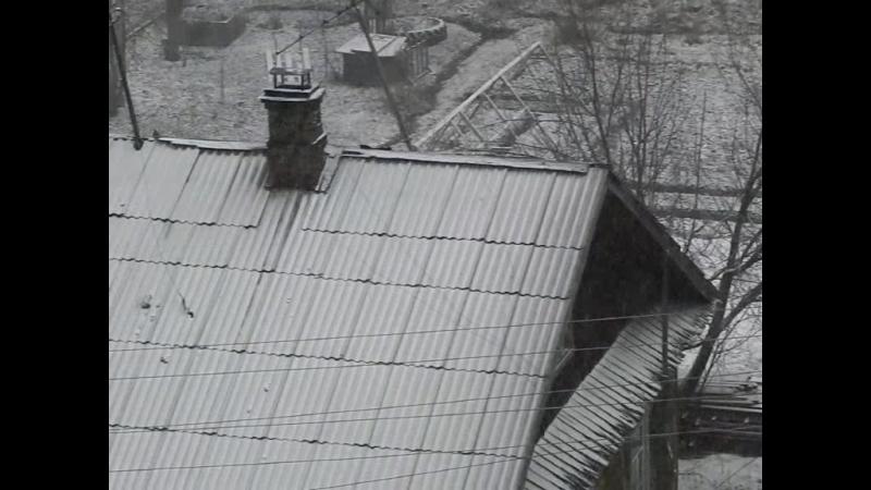 Это не весна... 20 апреля в Котельниче...