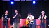 #JIB9 Monday Concert - Quattro Formaggi - Wagon Wheel