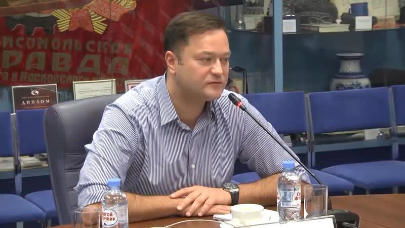 Исаев - Мутко - 'Проблема дольщиков МОЖЕТ и ДОЛЖНА быть решена в 2019 году'.