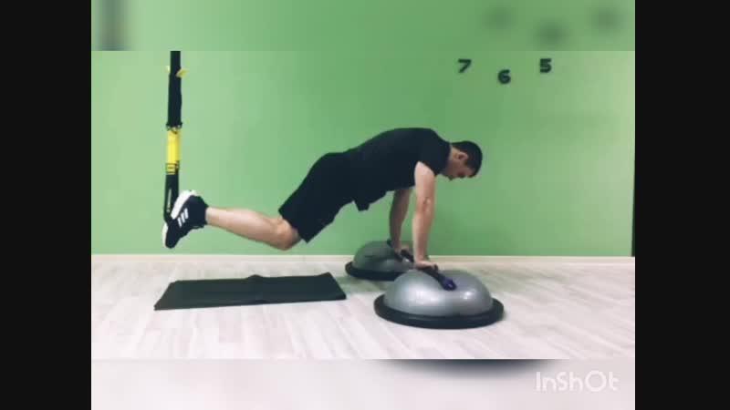 TRX - комплекс упражнений от тренера Ивана » Freewka.com - Смотреть онлайн в хорощем качестве