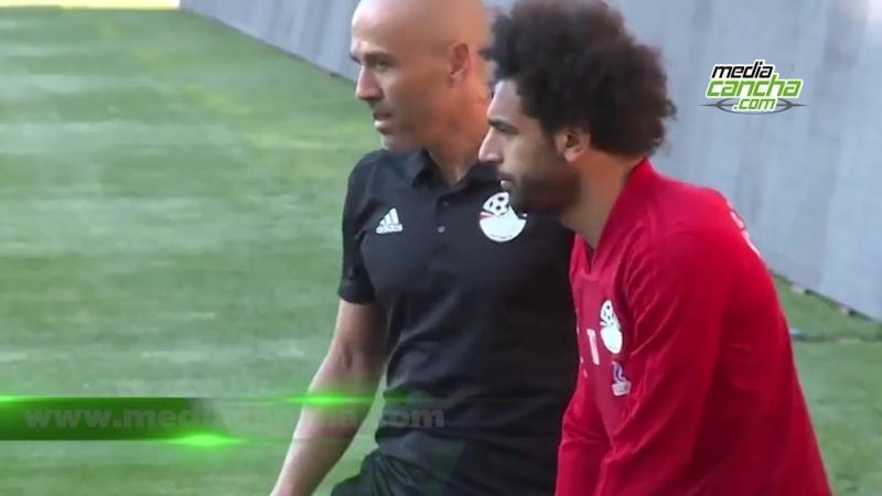 Salah iría de inicio ante Uruguay смотреть онлайн без регистрации