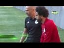 Salah iría de inicio ante Uruguay