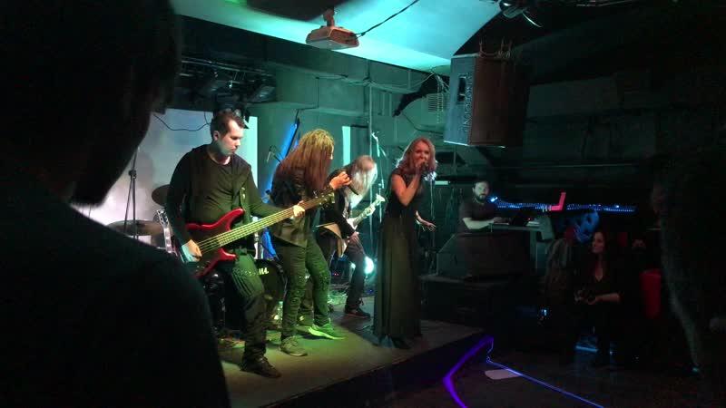 Antillia - Phantom of the opera (Live in Бигги 6.12.18, Москва)