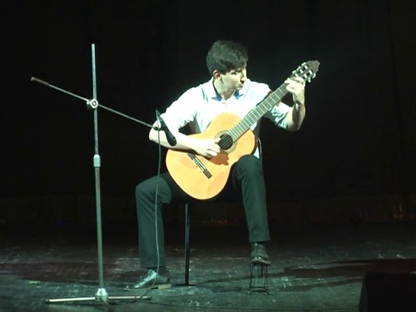 Недвига Даниил - Danza Gitana L. Almeida