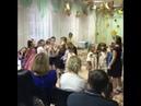 Детский сад в Нижневартовске. Дети поют Дядя Вова мы с тобой