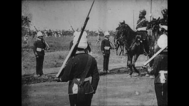 Коллекция фильмов Роберта У. Поля. Дурбар в Дели в честь коронации (1903)