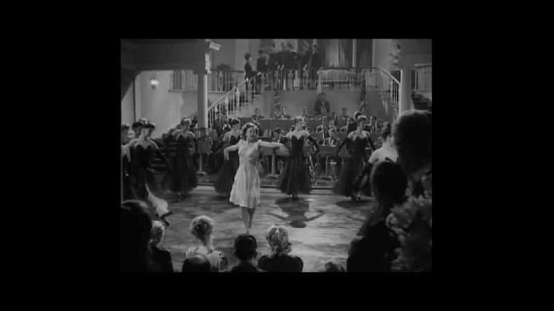 Dick Haymes Croons and Mitzi Mayfair Tap Dances