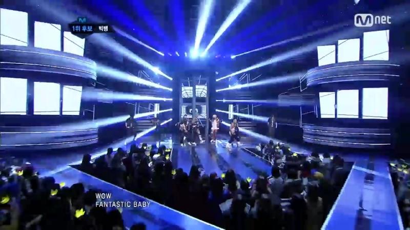 STAR ZOOM IN BIGBANG FANTASTIC BABY '잘노는 남자들' 빅뱅 'Fantastic Baby' 엠카 레전드 퍼포먼스 mp4