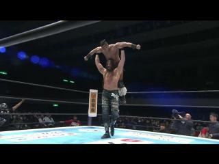 Lance Archer, Minoru Suzuki, Taichi, Takashi Iizuka vs. David Finlay, Hiroshi Tanahashi, Juice Robinson, Toa Henare (NJPW)