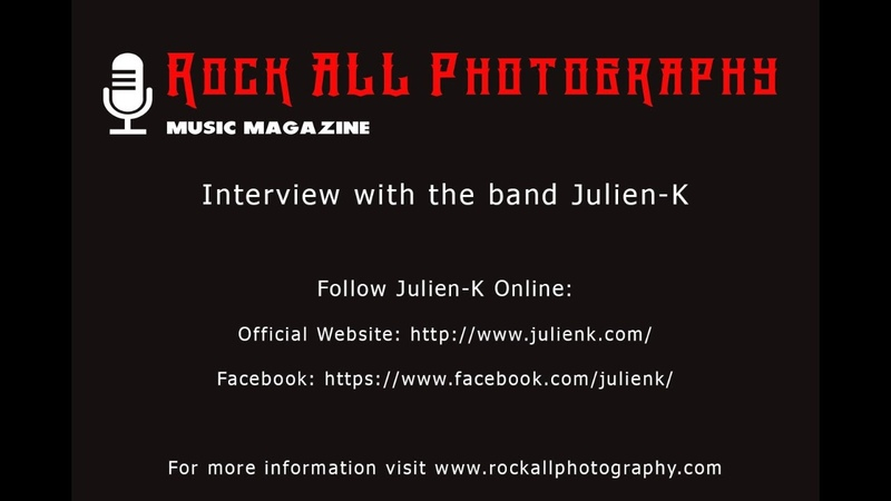 Interview with the band Julien-K