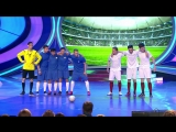 Сборная Бывших Спортсменов - Приветствие | КВН Высшая лига 2018 - Второй четвертьфинал