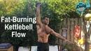 🔥FAT-FRYING KETTLEBELL FLOW!   BJ Gaddour Kettlebells Workout