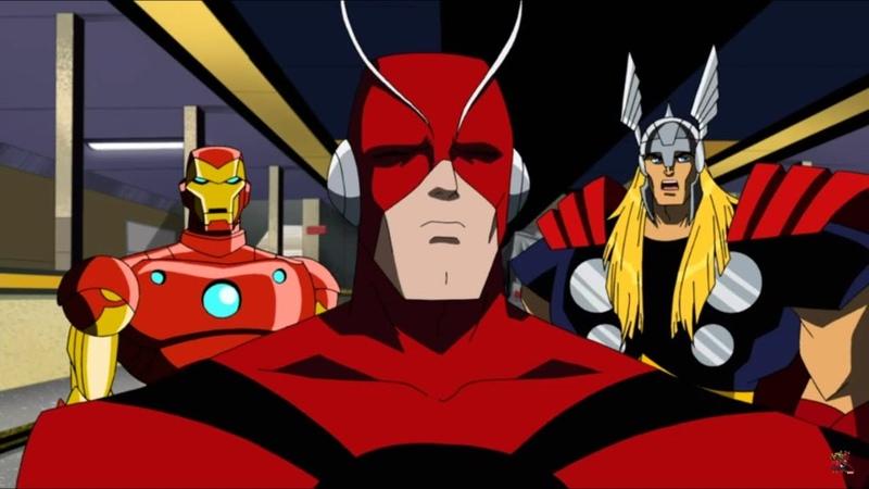 Мстители: Величайшие герои Земли - Альтрон 5 - Сезон 1, Серия 22   Marvel