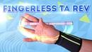 Как сделать трюк FingerLess ThumbAround Reverse