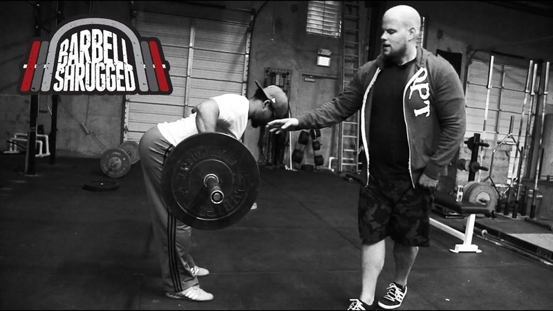 How to Build a Strong Back w/ Bent Rows - TechniqueWOD